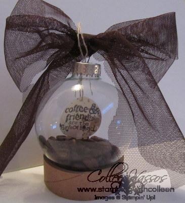 Coffee Ornament 2013