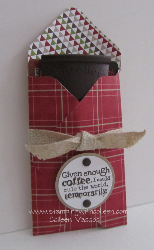 Perfect Blend Gift Card and Rim Roller holder