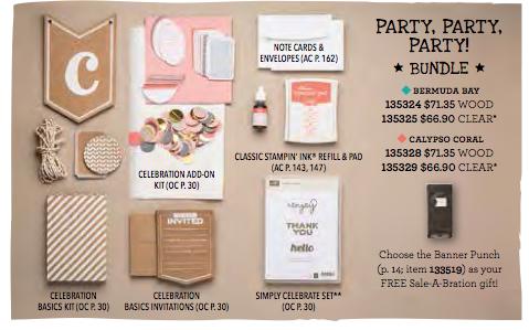 Party Party Bundle