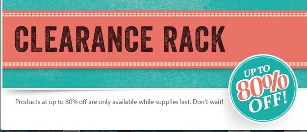 Clearance Rack-Blog