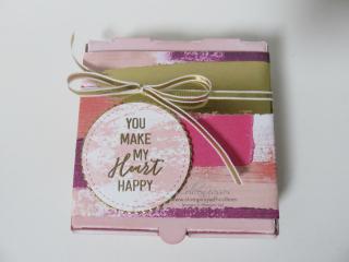 Heartfelt Greetings You Make My Heart Happy
