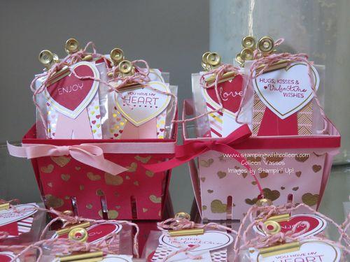 Valentines Berry Basket