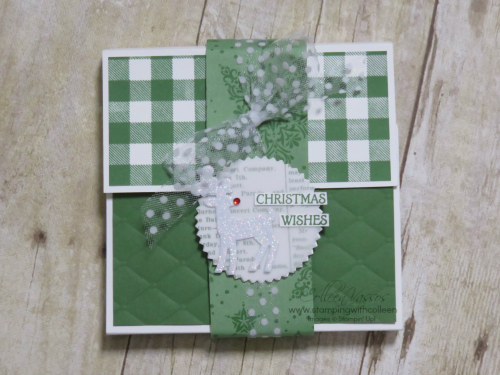 Mini Scrapbook album-closed