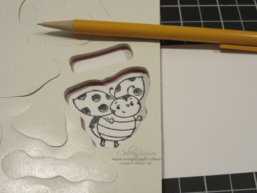 Little Ladybug Cutting Tip