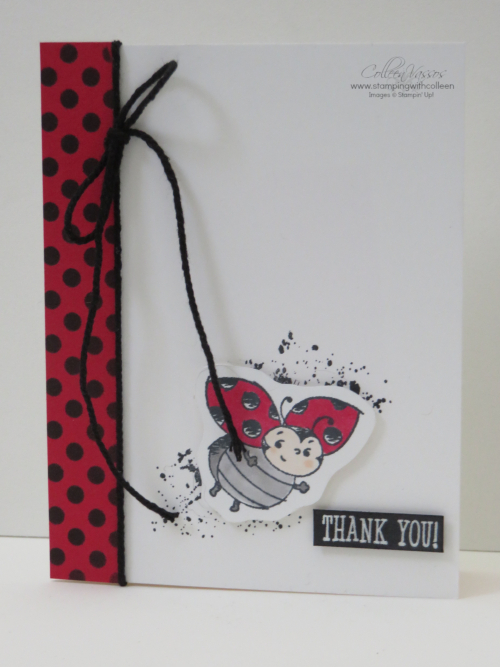 Little Ladybug Card